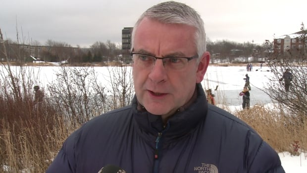 Coun. Danny Breen says clearing sidewalks in St. John's presents unique challenges, specifically the typical thaw and freeze due to shifting temperatures.