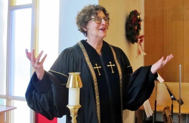 Reverend Connie den Bok - Pastor at Alderwood United in Etobicoke