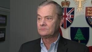 Fredericton Mayor Brad Woodside