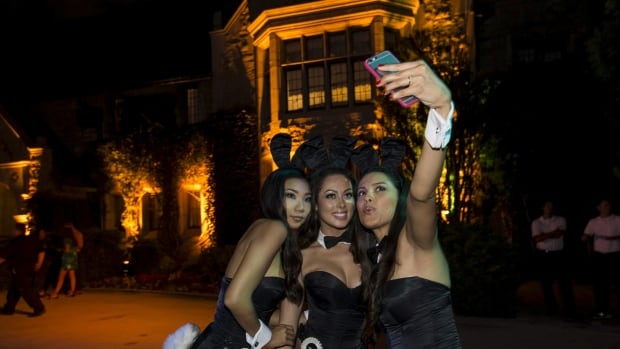 The Playboy mansion just west of downtown Los Angeles has tentatively been sold for an undisclosed sum, but company founder Hugh Hefner will remain a tenant for the rest of his life.