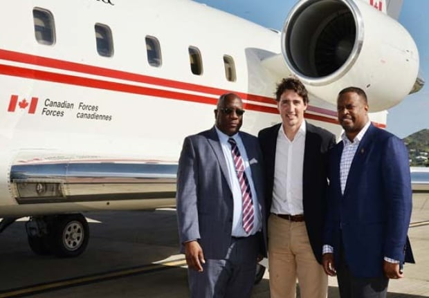 Photos (L-R) Prime Minister Dr. the Honourable Timothy Harris; Prime Minister, the Right Honourable