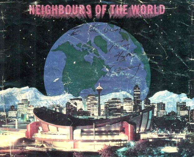 Neighbours of the World