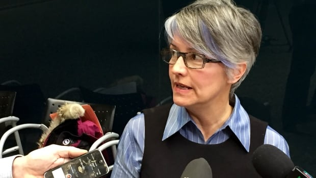 Coun. Druh Farrell says racist letters should be kept as part of the public record to expose the viewpoints and the people behind them.