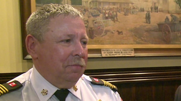 Charlottetown fire chief Randy MacDonald says the facility was evacuated for about an hour.