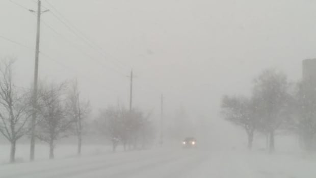 Parts of Muskoka remain under snow squall warning