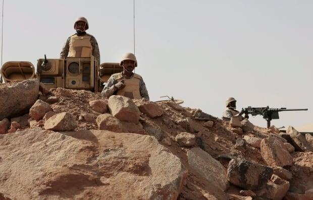 Mideast Saudi Arabia Yemen