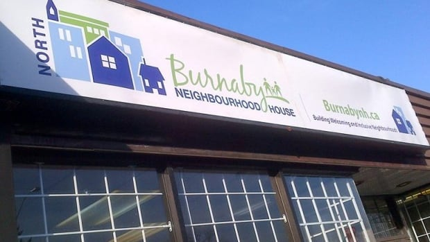 Burnaby Neighbourhood House is out $20,000 worth of goods, including a diamond, after thieves broke into the charity's offices on Sunday morning.
