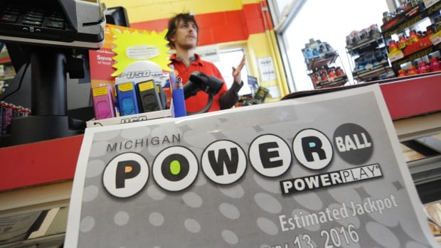 The massive U.S. powerball lottery prize will be drawn at 8:59 M.T. on Jan. 13, 2016.