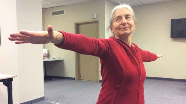 As part of her advanced planning before she retired in 2015, Katarzyna Harasiewicz decided to become a yoga instructor.