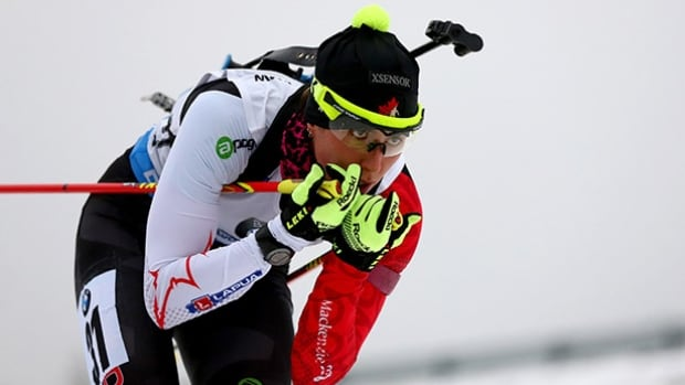 Rosanna Crawford had her first taste of multi-sport competition at the 2007 Canadian Winter Games in Whitehorse where she won three gold medals.