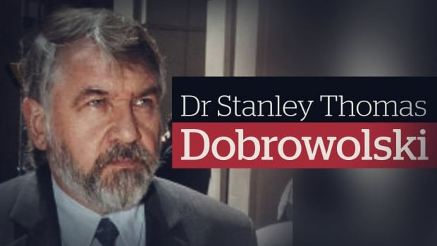 Dr. Stanley Thomas Dobrowolski.