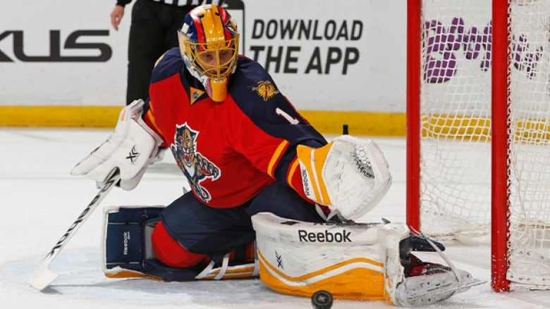 Roberto Luongo Panthers To Hit Reset Button In Calgary