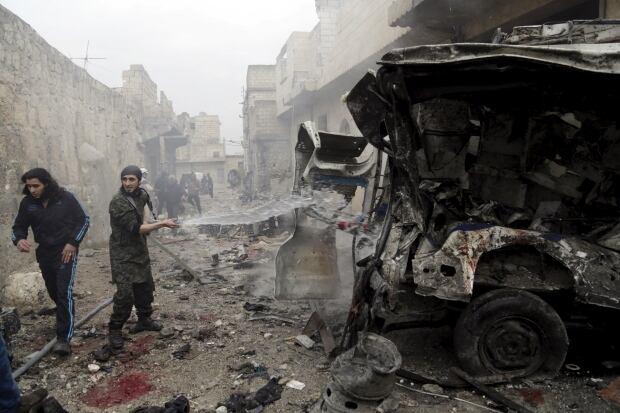 MIDEAST-CRISIS/SYRIA-RUSSIA