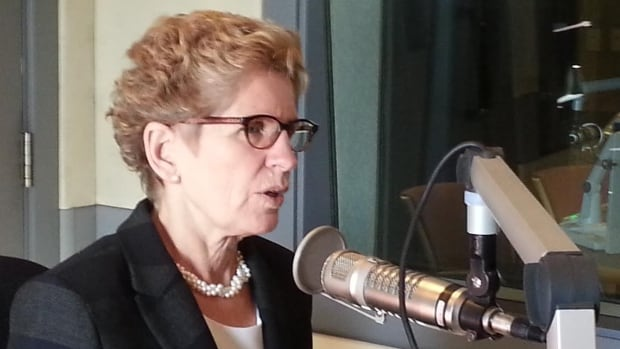 Premier Kathleen Wynne says proposed sexual assault and harassment legislation is long over due.