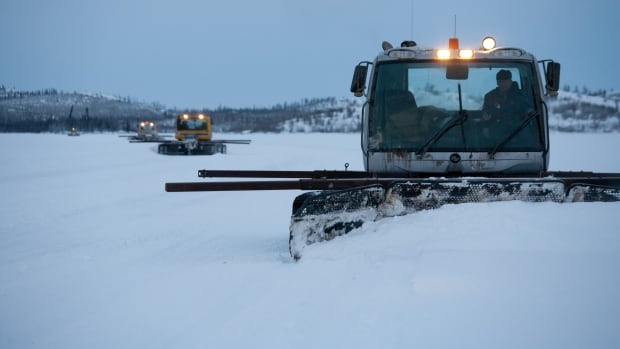 Ice roads in Manitoba are at risk after a short, mild winter, says MKO Grand Chief Sheila North Wilson.