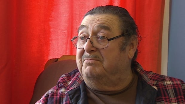 Norman Tuplin says running into a 92-year-old woman in the Saint John City Market was an accident and he feels sick about it.