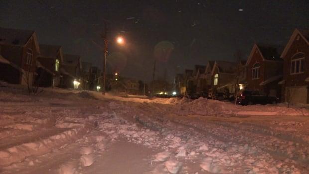 Snow Bedford