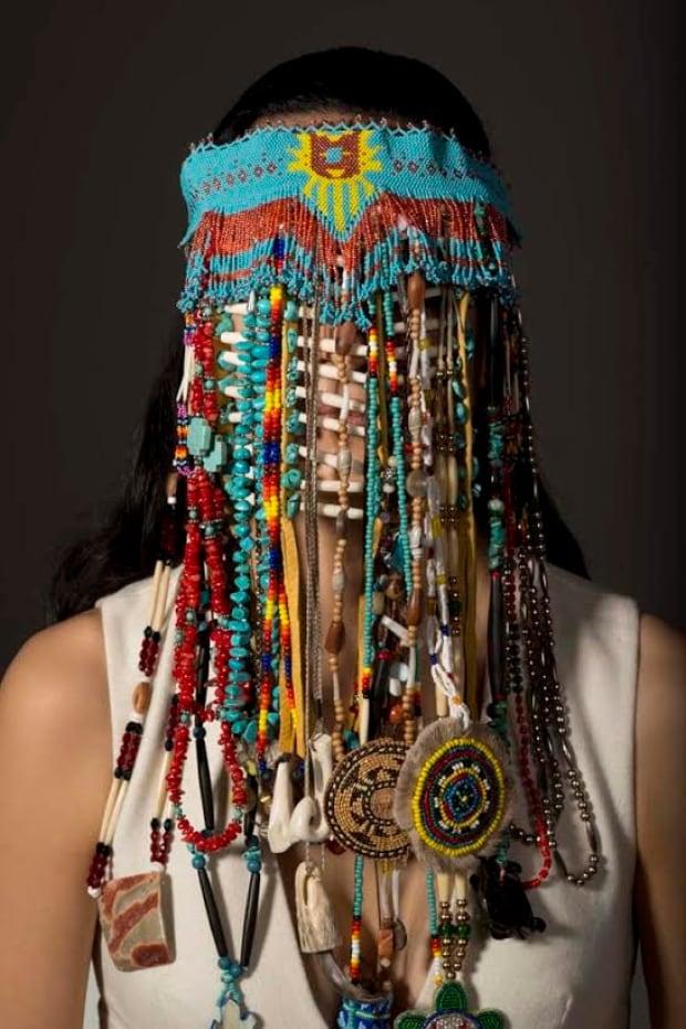 Dana Claxton - Headdress