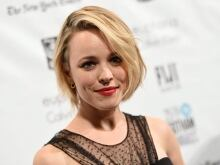 Boston Globe columnist and reporter Sacha Pfeiffer is portayed by actress Rachel McAdams in the Spotlight film.