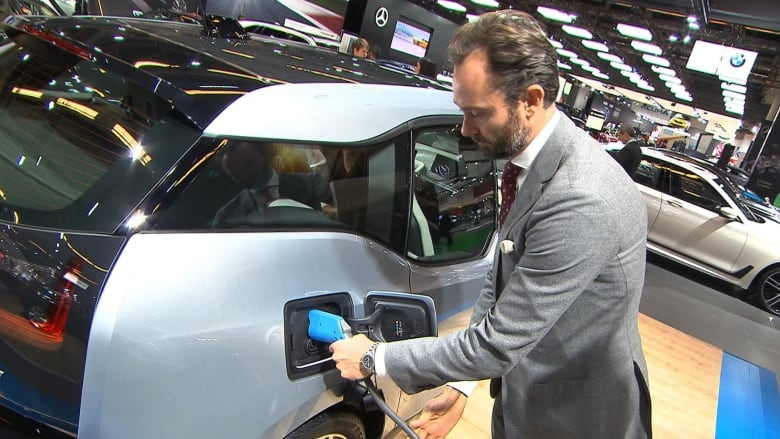 Electric Cars Take Centre Stage At Montreal Auto Show CBC News - Auto show tickets price