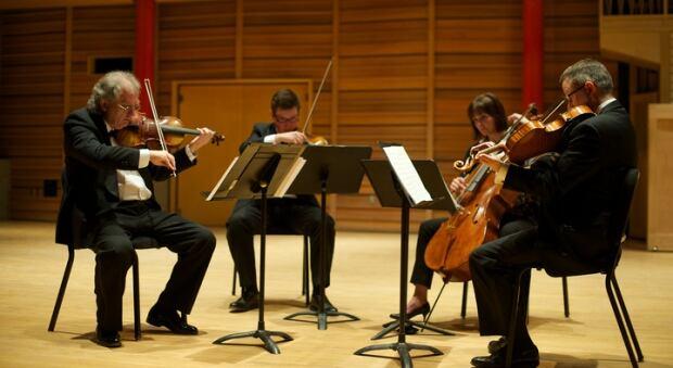 UofC string quartet
