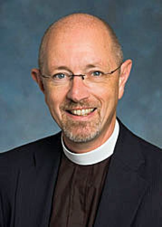 Rev. Peter Elliott