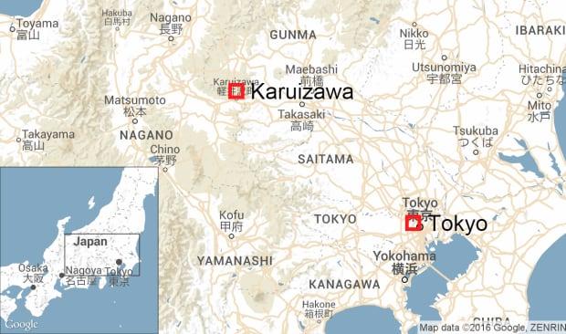 Karuizawa Japan