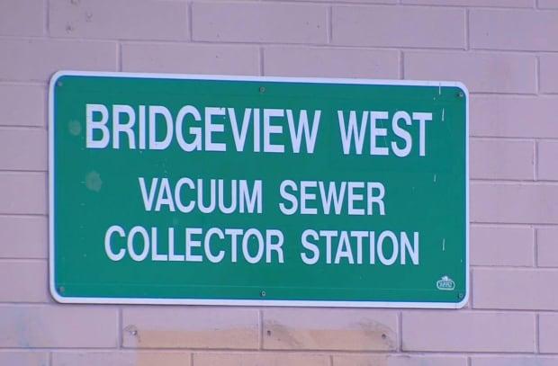 Bridgeview sewer