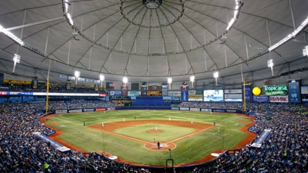 The Tampa Bay Rays have received permission from the St. Petersburg city council to seek a new home rather than the much maligned Tropicana Field where they've played since their inception.