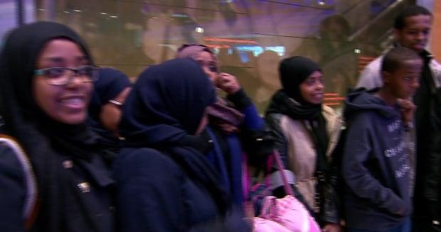 Orphan refugees
