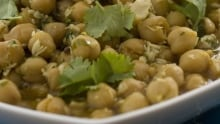 Food Healthy Chickpeas