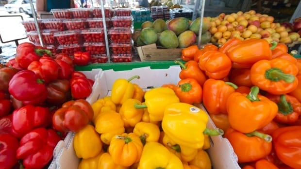 The price of fresh produce has been going up in 2016.