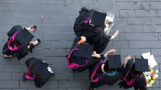 New graduates still have a chance to succeed in the uncertain job market, says Richard Bucher