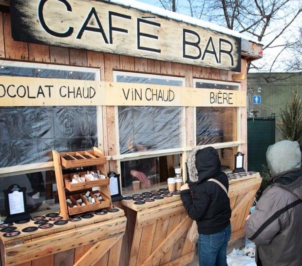 fetes des neiges cafe bar