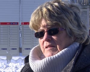Pearl Gillis-Palmer, Canada Post Charlottetown union president