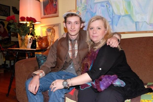 Myles Keleher and Joan Hreno