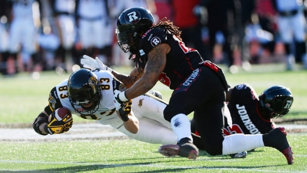 The Ottawa Redblacks announced Friday that they'd signed linebacker Damaso to a two-year contract extension.