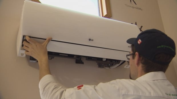 Saint John Energy is offering all its residential and business customers a new deal to rent heat pumps.