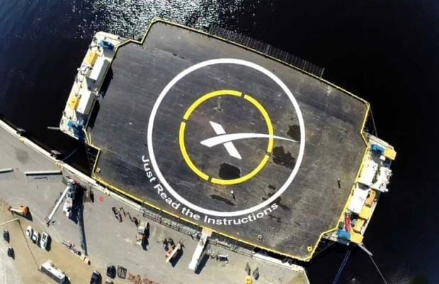 SpaceX Just Read the Instructions