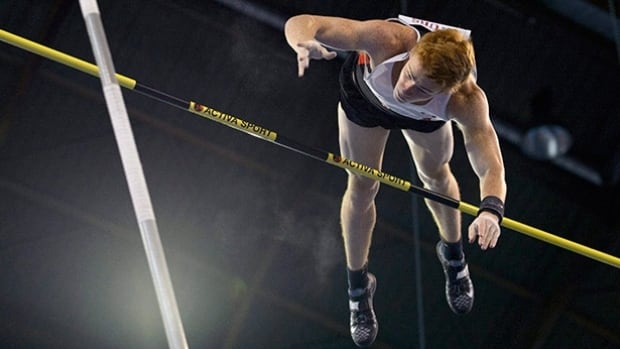 Shawn Barber won gold at the 2015 world championships in Beijing – Canada's first-ever world pole vault medal, and first gold since Perdita Felicien's hurdles victory in 2003. (Anthony Anex/Keystone via Associated Press)