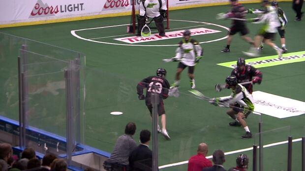 Saskatchewan Rush - Lacrosse - defence