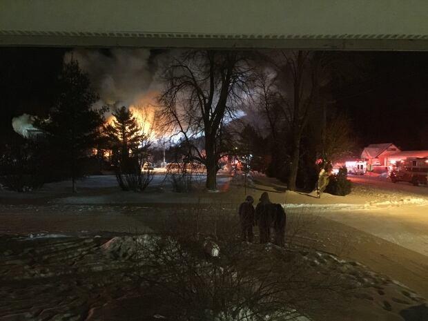 Glenboro fire