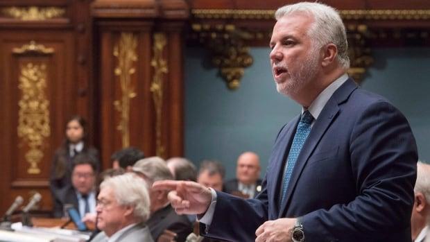 Quebec Premier Philippe Couillard has shuffled his cabinet