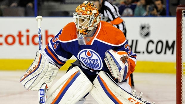 The Edmonton Oilers signed goaltender Cam Talbot to a three-year extension on Sunday, worth a reported $12.5 million US.