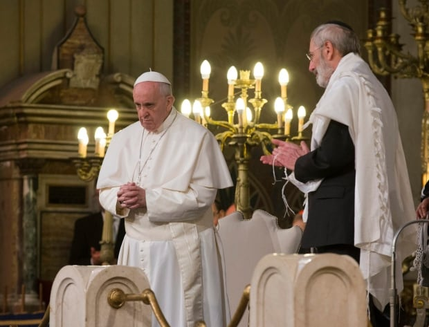 Italy Vatican Jews