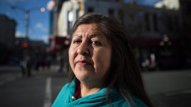 Fay Blaney, co-chair of Vancouver's annual Women's Memorial March Committee, says the inquiry must address the barriers indigenous women face in Canadian society.