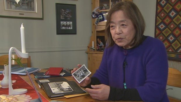 Vivian Rygenstad's parents were among the 22,000 Japanese -Canadians stripped of their rights and forced from their homes during the Second World War.