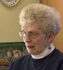 Jennie Farquharson fears she will lose home