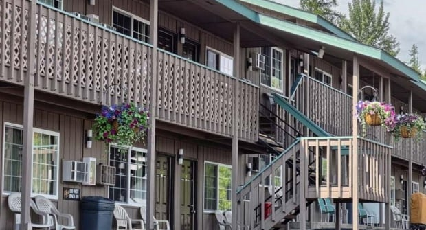 Chalet Motel Whitefish