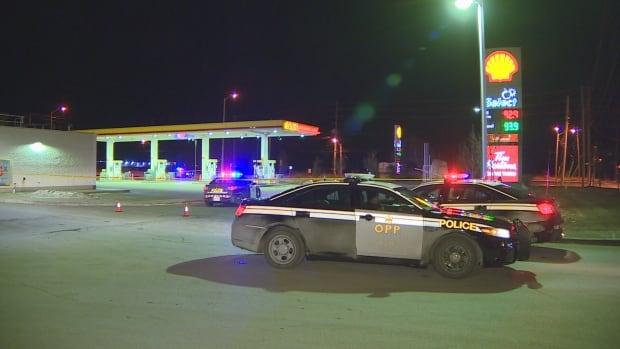 Shell Robbery OPP Caledon